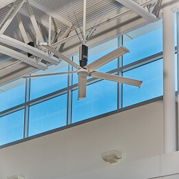 Central-Wisconsin-Airport_HVLS
