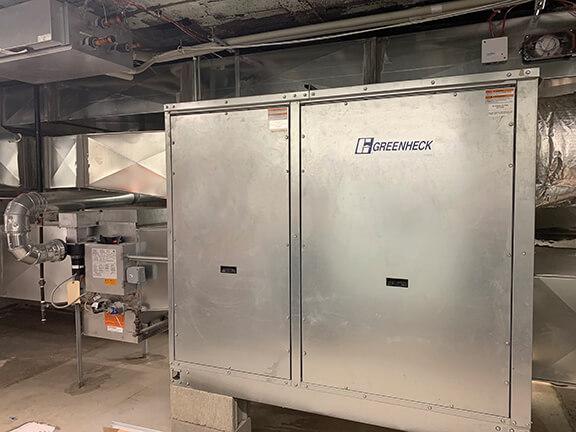 Greenheck Energy Recovery (ERV) Ventilator - ECV30