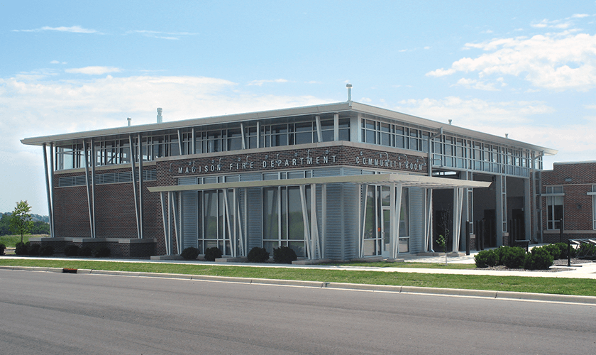 Madison-Wisconsin-Fire-Station-11_Project-Profile