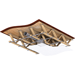 CRD-1WT_Installation_Wood_Trusses