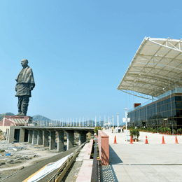 Statue-of-Unity_India_Project-Profile_Building